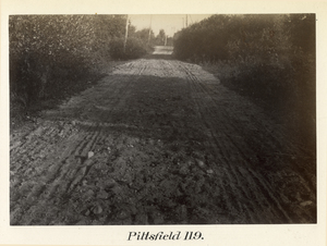 Pittsfield to North Adams, station no. 119, Pittsfield