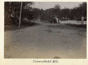 North Adams to Boston, station no. 162, Greenfield