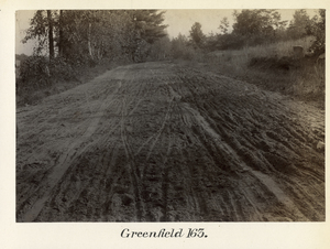 North Adams to Boston, station no. 163, Greenfield