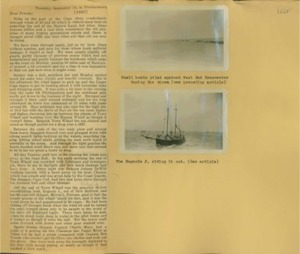 Scrapbooks of Althea Boxell (1/19/1910 - 10/4/1988), Book 3, Page 46