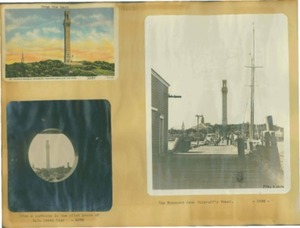 Scrapbooks of Althea Boxell (1/19/1910 - 10/4/1988), Book 3, Page 49
