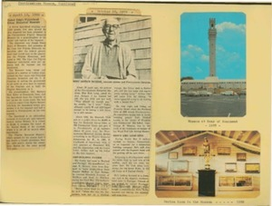 Scrapbooks of Althea Boxell (1/19/1910 - 10/4/1988), Book 3, Page 21