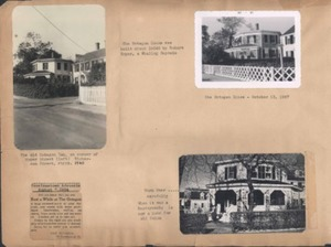 Scrapbooks of Althea Boxell (1/19/1910 - 10/4/1988), Book 1, Page 21
