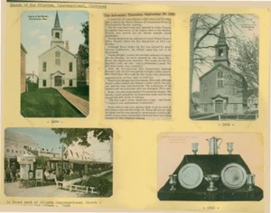 Scrapbooks of Althea Boxell (1/19/1910 - 10/4/1988), Book 1, Page 120
