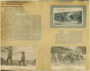 Scrapbooks of Althea Boxell (1/19/1910 - 10/4/1988), Book 4, Page 129