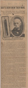 Atwood Newspaper Article