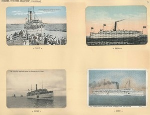 Scrapbooks of Althea Boxell (1/19/1910 - 10/4/1988), Book 5, Page 40
