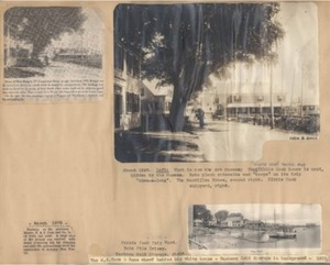 Scrapbooks of Althea Boxell (1/19/1910 - 10/4/1988), Book 1, Page 48