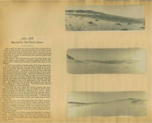 Scrapbooks of Althea Boxell (1/19/1910 - 10/4/1988), Book 4, Page 154