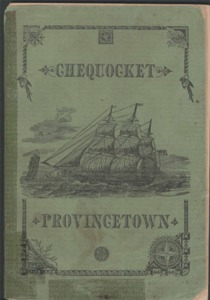 Catoit Aboriginal Name for Provincetown