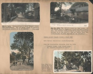 Scrapbooks of Althea Boxell (1/19/1910 - 10/4/1988), Book 1, Page 10