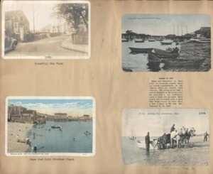 Scrapbooks of Althea Boxell (1/19/1910 - 10/4/1988), Book 1, Page 9