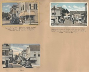 Scrapbooks of Althea Boxell (1/19/1910 - 10/4/1988), Book 1, Page 100