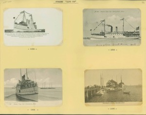 Scrapbooks of Althea Boxell (1/19/1910 - 10/4/1988), Book 5, Page 20