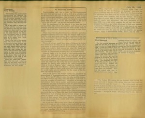 Scrapbooks of Althea Boxell (1/19/1910 - 10/4/1988), Book 4, Page 53