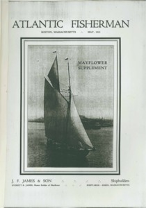 Schooner Mayflower