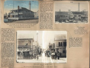 Scrapbooks of Althea Boxell (1/19/1910 - 10/4/1988), Book 1, Page 99