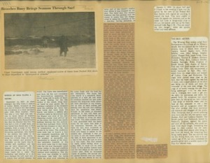 Scrapbooks of Althea Boxell (1/19/1910 - 10/4/1988), Book 4, Page 143