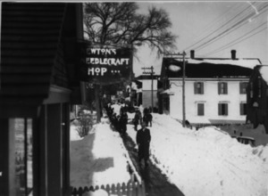 East on Commercial Street c. 1910 - 1914
