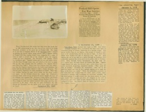 Scrapbooks of Althea Boxell (1/19/1910 - 10/4/1988), Book 4, Page 153