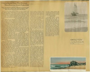 Scrapbooks of Althea Boxell (1/19/1910 - 10/4/1988), Book 4, Page 149