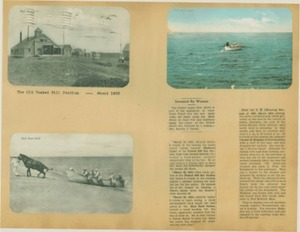 Scrapbooks of Althea Boxell (1/19/1910 - 10/4/1988), Book 4, Page 145