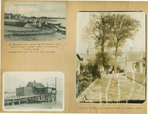 Scrapbooks of Althea Boxell (1/19/1910 - 10/4/1988), Book 1, Page 129