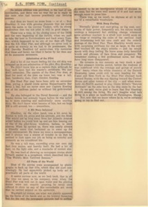 Scrapbooks of Althea Boxell (1/19/1910 - 10/4/1988), Book 5, Page 47