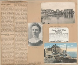 Scrapbooks of Althea Boxell (1/19/1910 - 10/4/1988), Book 1, Page 102