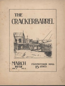 The Cracker Barrel - March 1937
