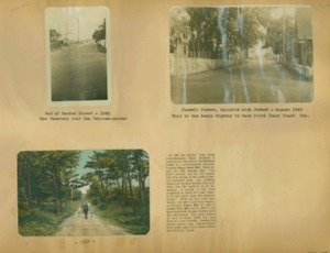 Scrapbooks of Althea Boxell (1/19/1910 - 10/4/1988), Book 3, Page 15