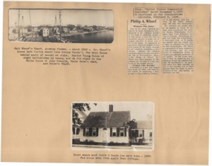Scrapbooks of Althea Boxell (1/19/1910 - 10/4/1988), Book 1, Page 26