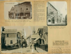 Scrapbooks of Althea Boxell (1/19/1910 - 10/4/1988), Book 1, Page 107