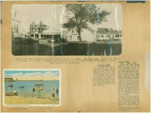 Scrapbooks of Althea Boxell (1/19/1910 - 10/4/1988), Book 2, Page 95