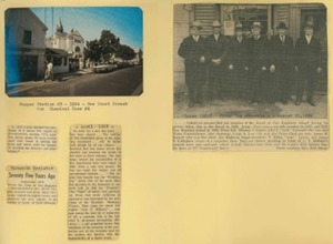 Scrapbooks of Althea Boxell (1/19/1910 - 10/4/1988), Book 1, Page 119