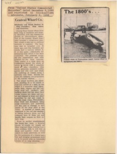 Scrapbooks of Althea Boxell (1/19/1910 - 10/4/1988), Book 2, Page 105