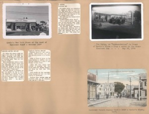 Scrapbooks of Althea Boxell (1/19/1910 - 10/4/1988), Book 1, Page 101