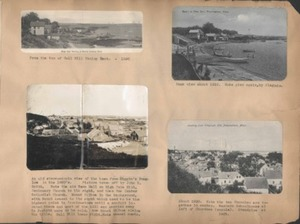 Scrapbooks of Althea Boxell (1/19/1910 - 10/4/1988), Book 1, Page 23