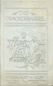 The Cracker Barrel - February 1937 Copy
