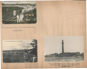 Scrapbooks of Althea Boxell (1/19/1910 - 10/4/1988), Book 4, Page 7