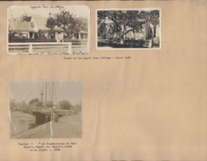Scrapbooks of Althea Boxell (1/19/1910 - 10/4/1988), Book 1, Page 27