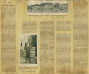 Scrapbooks of Althea Boxell (1/19/1910 - 10/4/1988), Book 2, Page 34