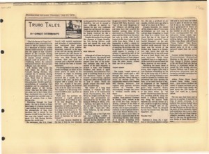 Scrapbooks of Althea Boxell (1/19/1910 - 10/4/1988), Book 4, Page 90