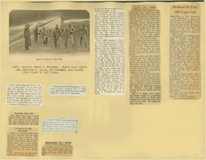 Scrapbooks of Althea Boxell (1/19/1910 - 10/4/1988), Book 4, Page 137