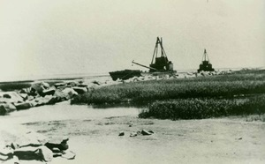 Building the Breakwater