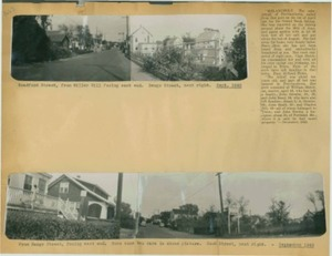 Scrapbooks of Althea Boxell (1/19/1910 - 10/4/1988), Book 2, Page 57