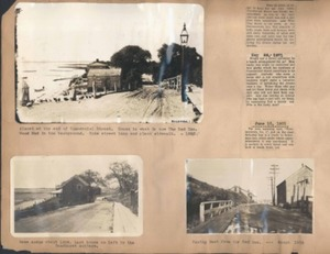 Scrapbooks of Althea Boxell (1/19/1910 - 10/4/1988), Book 1, Page 24