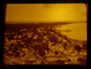Provincetown East End View