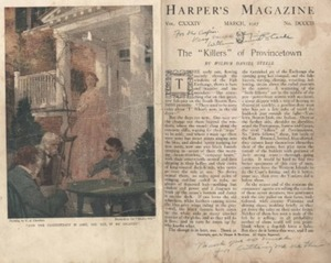 "Harper's Magazine ""The Killers of Provincetown"""