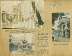 Scrapbooks of Althea Boxell (1/19/1910 - 10/4/1988), Book 1, Page 137